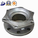 灰色か延性があるOEMによってカスタマイズされるASTMか鋳造の予備品のために砂型で作る錬鉄