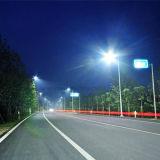 Migliore prezzo 3 anni di garanzia tutta in un indicatore luminoso di via solare del LED