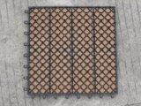 Напольные легкие устанавливают плитку DIY WPC (плитка WPC)
