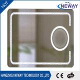 Nuevo diseño que ilumina el espejo elegante del cuarto de baño del maquillaje del LED