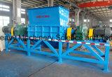 Plastik/Holz/Gummireifen/verwendeter Reifen/Feststoff/medizinische Waste/HDPE/HDPE Trommel/Zerkleinerungsmaschine für Verkauf