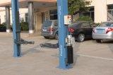 Le ce a reconnu le levage automatique hydraulique d'élévateur de véhicule de poste deux