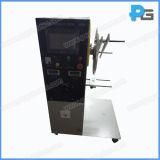Máquina do teste da curvatura do cabo de potência IEC60335-1 para o aparelho electrodoméstico