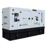 комплект генератора молчком звукоизоляционного электрического Cummins генератора энергии 60Hz 145kw тепловозный