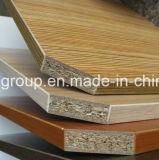 los 4ftx8FT grabaron/tablero de madera aglomerada/conglomerado brillantes/de Matt del final de la melamina para el panel de pared