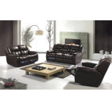 Gute Qualitätsstellte modernes Recliner-Sofa 6025 ein