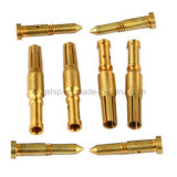 SUS316 SUS304 Custom CNC TurningおよびMilling Brass Parts