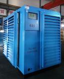 A prueba de lluvia de golpes Poca / alta presión del compresor de aire de tornillo rotativo