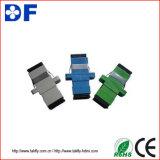 LC a una cara/duplex/adaptador óptico de fibra del patio
