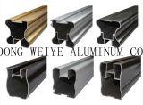 Produit en aluminium pour le guichet et la porte/profils en aluminium d'extrusion