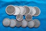 De aangepaste Roestvrij staal Geweven Schijf van de Filter van Netwerk 304
