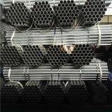 Diámetro externo de 6 pulgadas tubo galvanizado 168.3 milímetros con los extremos Grooved