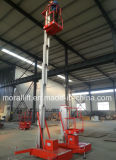 Alta qualità 10m Lifting Height Hydraulic Aluminum Lift Platform