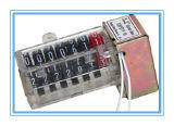 Parti elettroniche del tester fatte in Cina per misurare elettrico