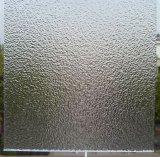 ISO9001를 가진 3-8mm 공간 Aqualite 장식무늬가 든 유리 제품