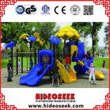 De openlucht Apparatuur van de Speelplaats van de Kinderen van de Oplossing voor het Centrum van de Recreatie