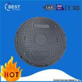 A15 SMC runde verschließbare zusammengesetzte Einsteigeloch-Kappe