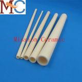 tubo di ceramica dell'allumina di elevata purezza 99.7% di 95%