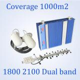 27dBm Lte 1800/di ripetitore a due bande St-Dw27A di GSM del ripetitore del segnale di 3G 2100MHz