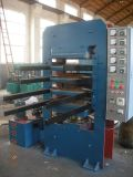 Máquina del vulcanizador de la placa para el azulejo de goma
