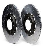 Disque de frein de pièces d'auto de roue avant pour Toyota 43512-37090