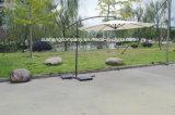 10FT (3M)の屋外の庭のテラスの鋼鉄傘パラソル
