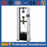 Máquina de prueba de la fuerza extensible de la barra de acero del indicador digital de Wds-200kn 20t