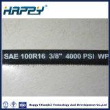 SAE 100 R16 de Super Flex Olieleiding van de Vlecht van de Draad van het Staal van de Hoge druk