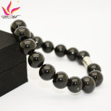 Classic Fashion Back Germanium Power Beads Bracelet Bijoux