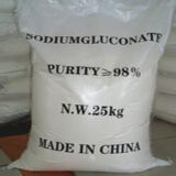 Sodium Gluconate 98% Min Industry Grade