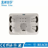 Vasca portatile della STAZIONE TERMALE di massaggio della persona di Caldo-Vendite 3 idro (M-3332)