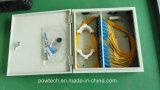 2U para montaje en rack 19 48fiber fibra óptica ODF