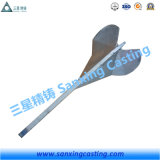 Calo del pezzo fuso d'acciaio di alta qualità del fornitore della Cina e dell'acciaio inossidabile in ancoraggi