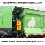 Sino camion de Individu-Dumping du camion HOWO de la Chine/camion-/tombereau