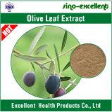 OleuropeinおよびHydroxytyrosolの自然なオリーブ色の葉のエキス