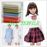 Tc 65/35の漂白され、染められたShirtingファブリック学生服ファブリックか医学の均一ファブリック