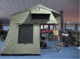 Tente campante de dessus de toit de remorque de véhicule de toit de tente molle de dessus