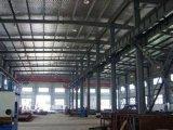 Atelier neuf préfabriqué de bâti d'acier de construction de modèle à vendre