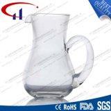 kleine Glas-Kaffeetasse des Feuerstein-110ml (CHM8127)