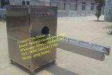 Machine d'écaillement automatique d'oignon avec le découpage et retirer de fond
