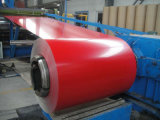 Катушка цвета покрытая гальванизированная PPGI Кита стальная