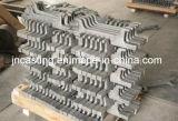 Barres de grille de machine d'agglomération de barre de grille d'alliage de barre de grille de Chrom/section élevées grille de barre