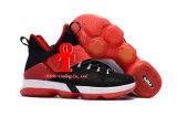 SBR James Lbj Xiv 14s Basketbalschoenen van de Besnoeiing van Mens de Hoge voor Tennisschoenen Van uitstekende kwaliteit van de Atletieksport van de Elite van de Kust van de Gloed van James Rio van Mensen de 23
