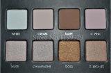 Dos tipos maquillaje ahumado de la gama de colores del sombreador de ojos de ojo de la sombra de Lorac de los FAVORABLES colores cosméticos de la gama de colores 16