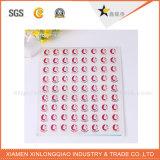 Etiqueta engomada de Anti-Falsificación vacía del holograma de la seguridad del comercio electrónico de la impresión de encargo de la escritura de la etiqueta