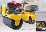 de Mini Dubbele Rol van de Trilling van de Trommel 800kg Furd Compacte met Pomp Sauer (fyl-850S)