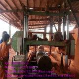 La bande horizontale de bois de construction a vu des machines pour le découpage