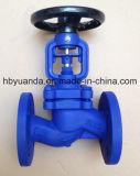 Нормальный вентиль сильфонного уплотнения стандартов DIN