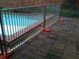 Cerca provisória da associação, largura da altura X 2300mm da cerca 1500mm da piscina
