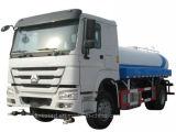 Sinotruk HOWO 4X2 Wasser-Becken-LKW oder Bewässerungs-Karre des Specail Fahrzeugs